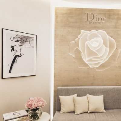 In Moscow, opened the renovated Dior Beauty Institute