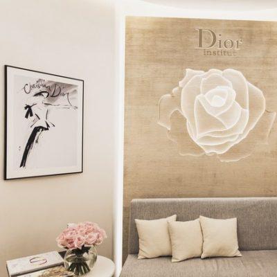 В Москве после реновации открылся Институт Красоты Dior