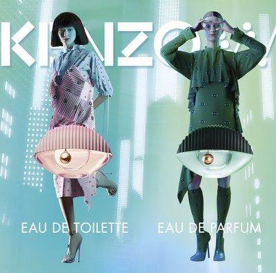 Успеть увидеть и попробовать: Kenzo открыл свой Pop-up бутик
