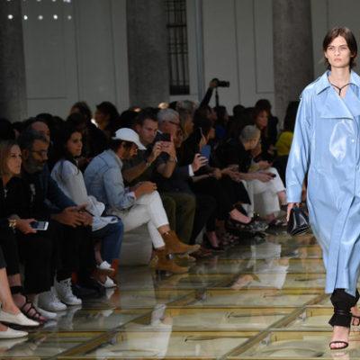Продолжение традиций: Bottega Veneta весна-лето 2020