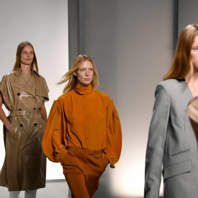 Недели моды уходят в онлайн-формат