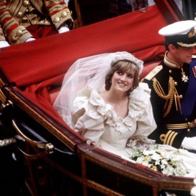 Репетиції з простирадлами і золота підкова: 12 фактів про весільну сукню принцеси Діани