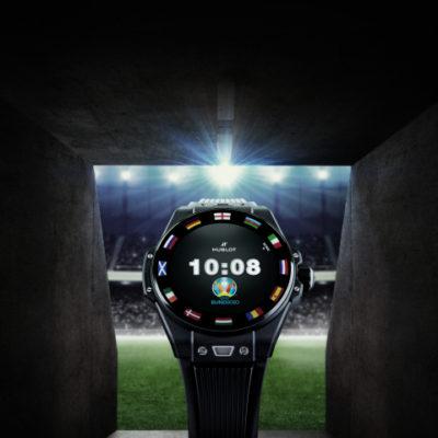 К чемпионату Европу по футболу Hublot представил часы с флагами стран-участниц